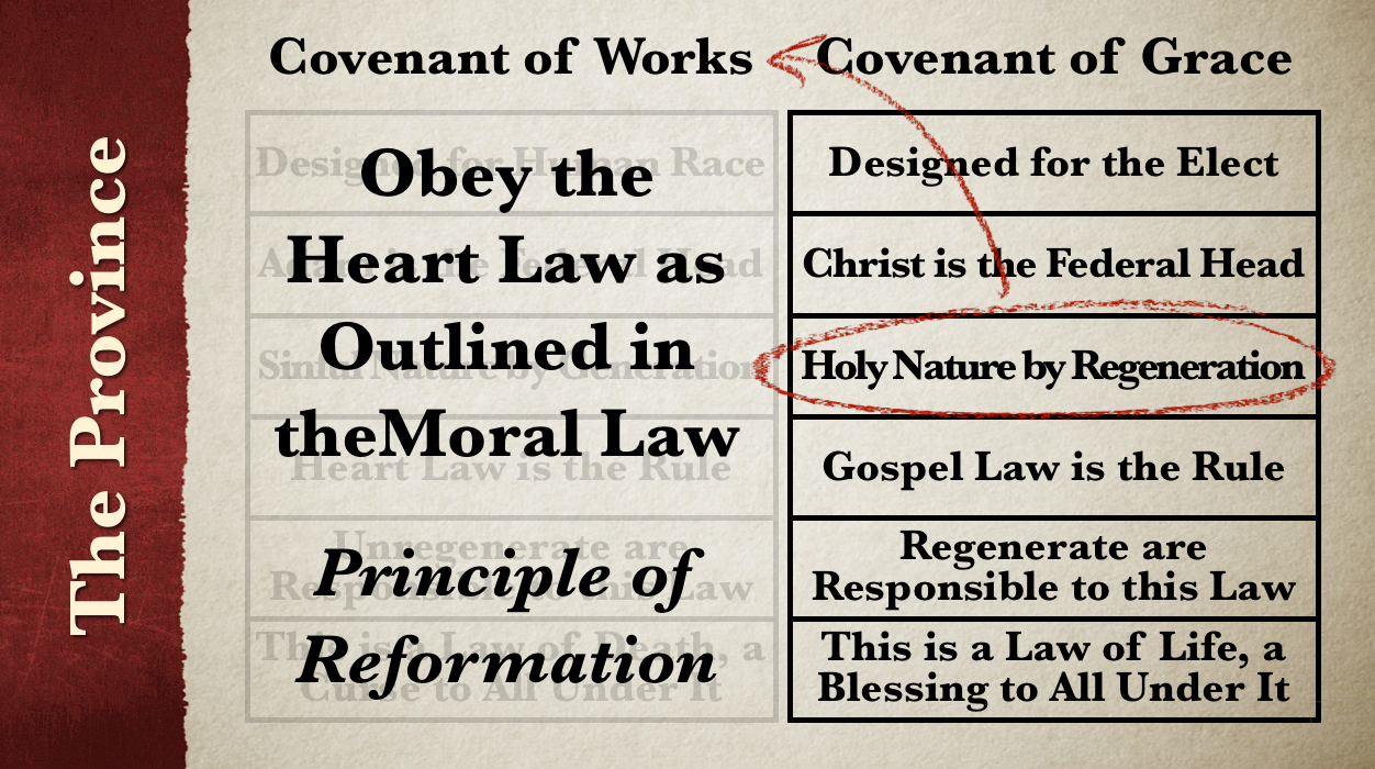 The Association of Historic Baptists » The Covenant Borders